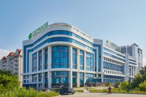 архитектура Екатеринбург