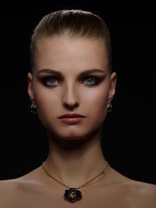 Фото с МК Игоря Сахарова - Ювелирные украшения на модели
