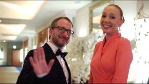 Ксения Лебедь и Сергей Богайцев